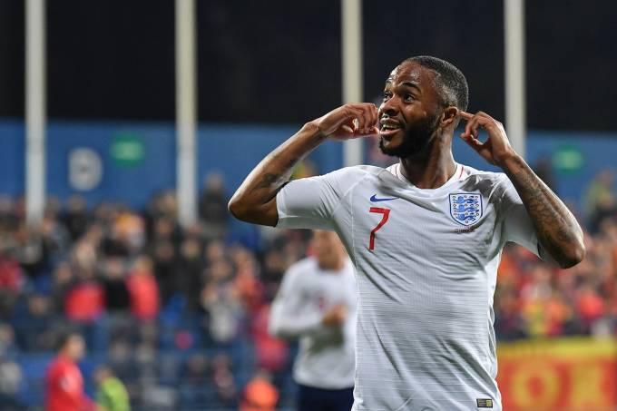 Inglaterra vs Montenegro