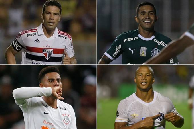 Finalistas do Campeonato Paulista 2019