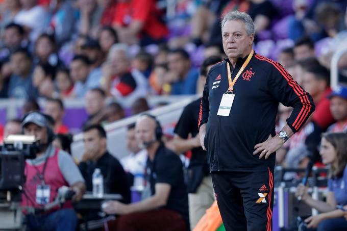 Abel Braga – Flamengo