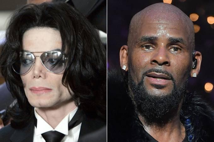 Michael Jackson e R. Kelly