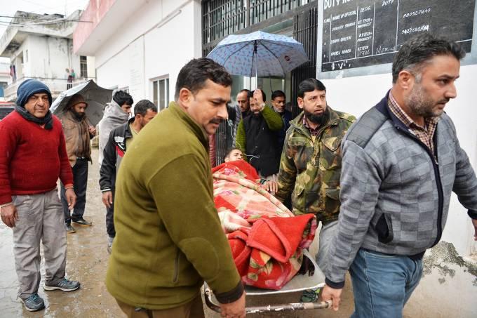 Ataques na Caxemira