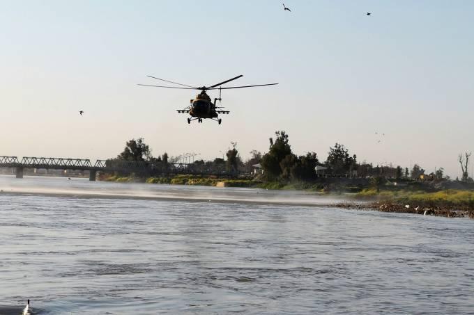 Naufrágio no Iraque
