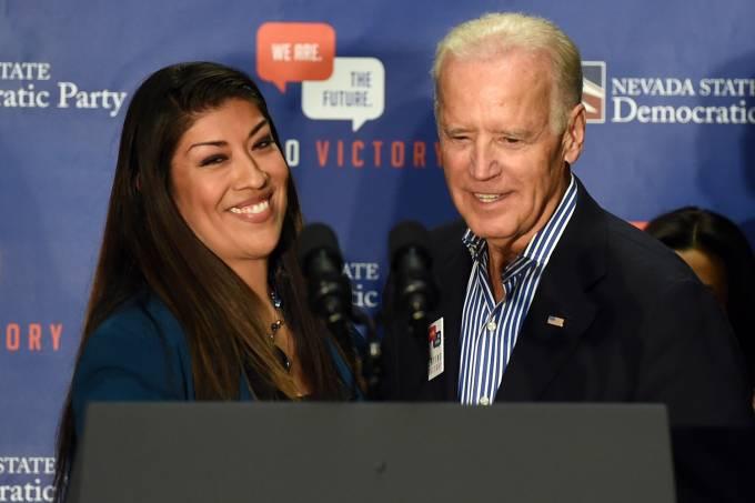 Joe Biden e Eva Longoria
