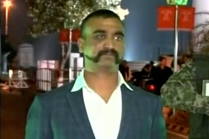 Piloto indiano, Wing Commander Abhinandan