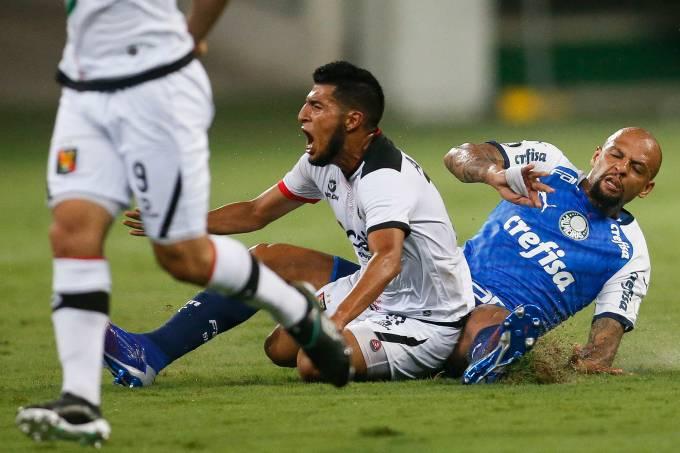 Copa Libertadores – Palmeiras x Melgar