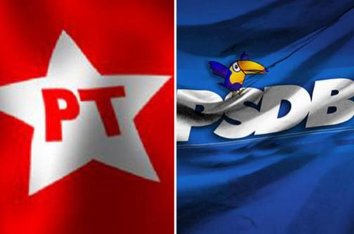 PT vs PSDB