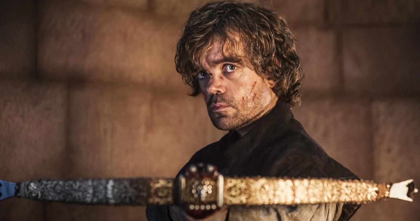 Peter Dinklage em cena do episódio 10 da temporada 4 de' Game of Thrones'