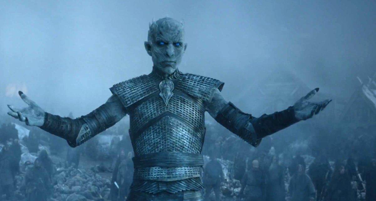 Richard Brake em cena do episódio 8 da temporada 5 de' Game of Thrones'