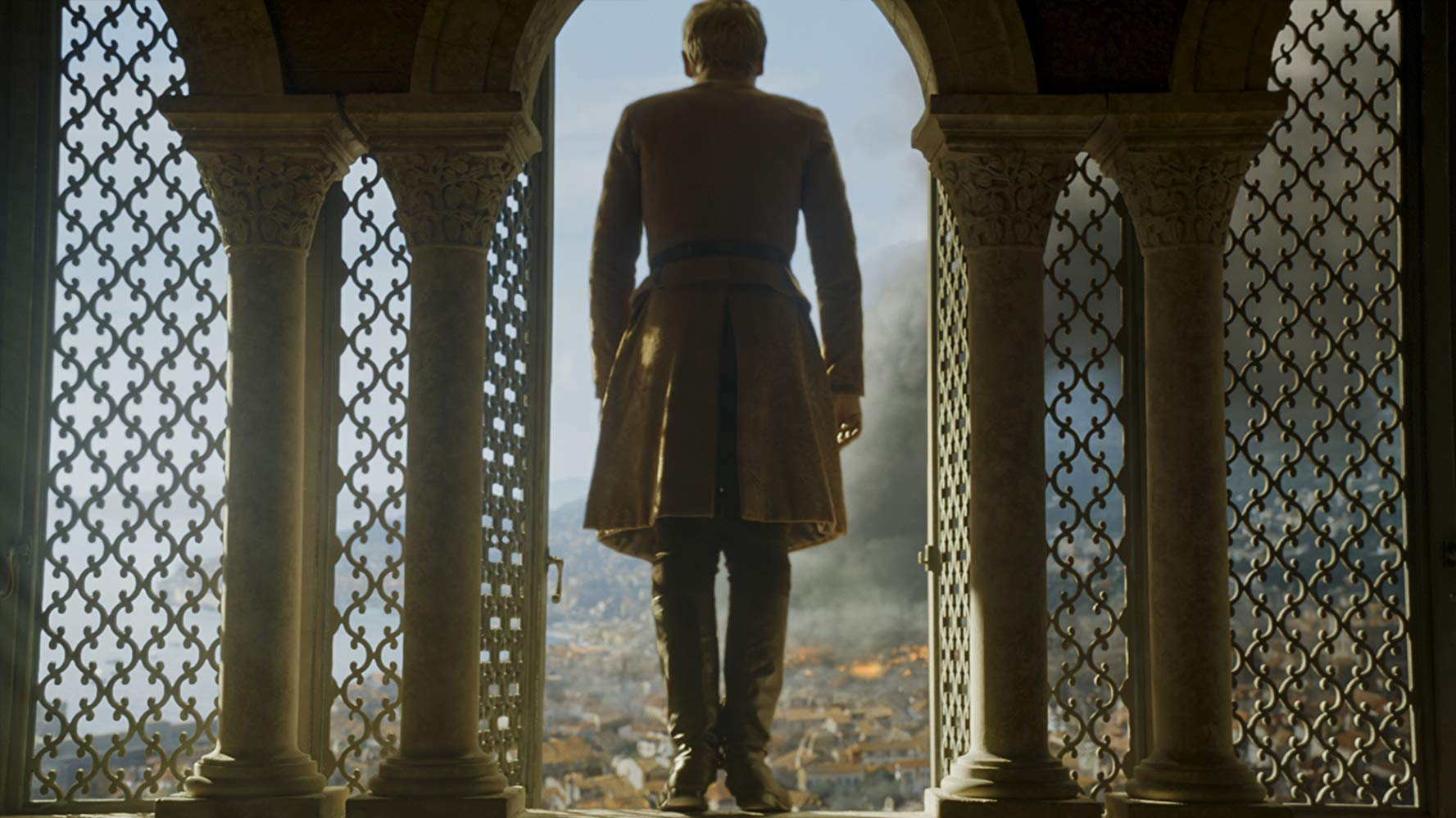 Dean-Charles Chapman em cena do episódio 10 da temporada 6 de 'Game of Thrones'