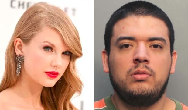 Taylor Swift e Roger Alvarado