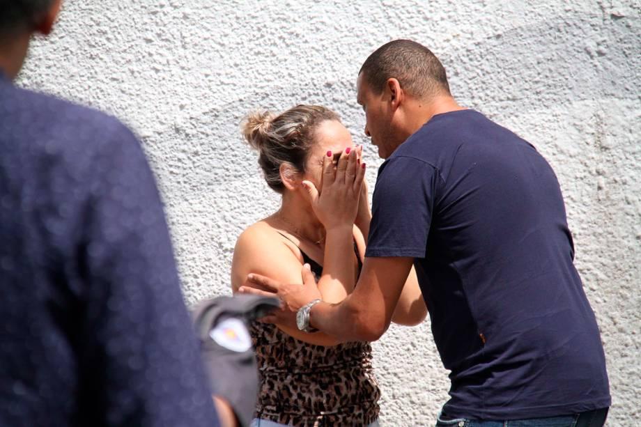 Adolescentes atiram dentro da Escola Estadual Raul Brasil, em Suzano (SP), e matam 6 pessoas - 13/03/2019