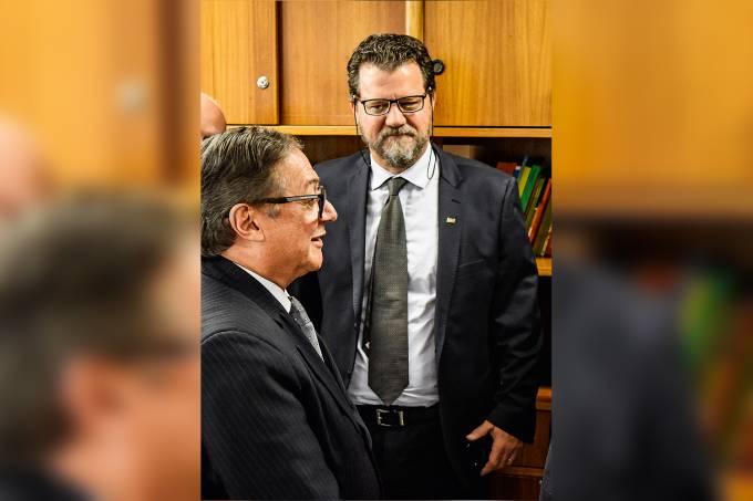 Velez Rodriguez e Ricardo Roquetti
