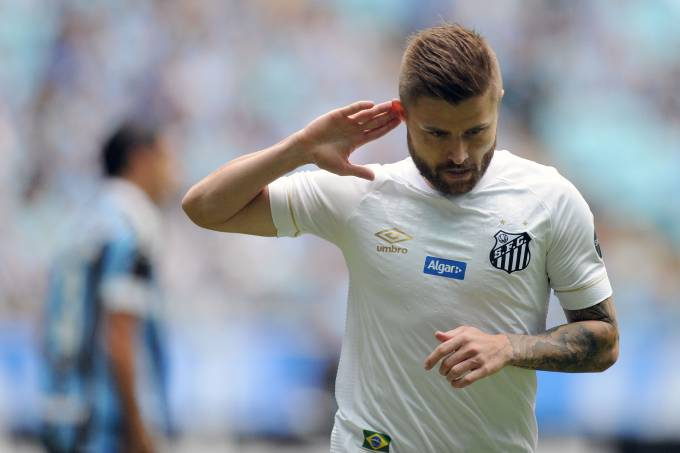 Campeonato Brasileiro – Grêmio x Santos