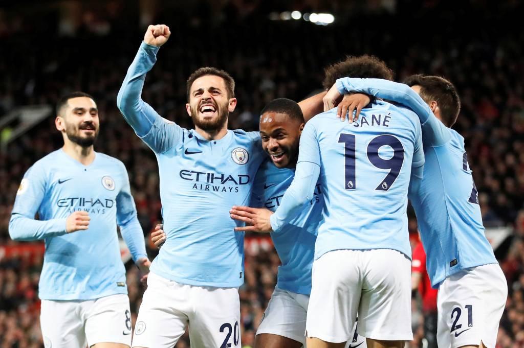 Campeonato Ingles City Vence O United E Ultrapassa O Liverpool Na Briga Pelo Titulo