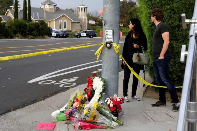 Ataque contra mesquita em Poway