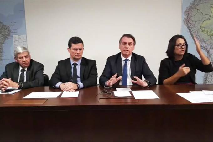 Jair Bolsonaro – Live
