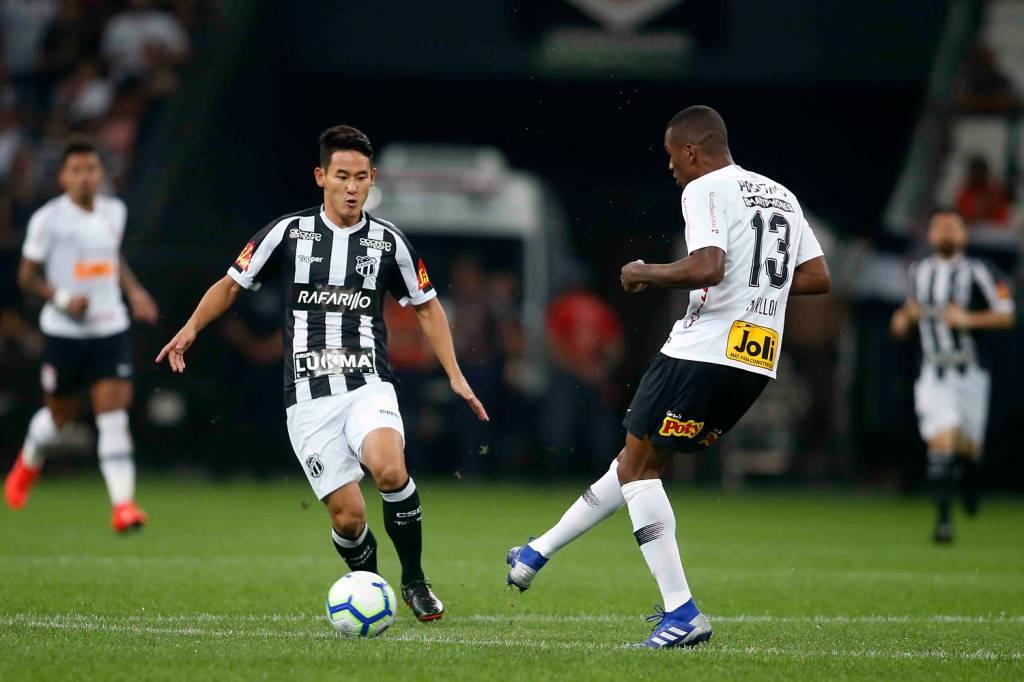 Copa Do Brasil Corinthians Perde No Itaquerao Mas Garante Classificacao