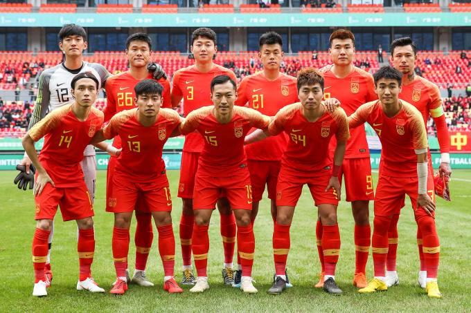 Seleção chinesa de futebol