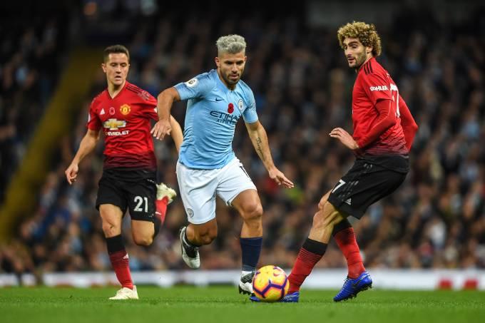 Premier League – Manchester City x Manchester United