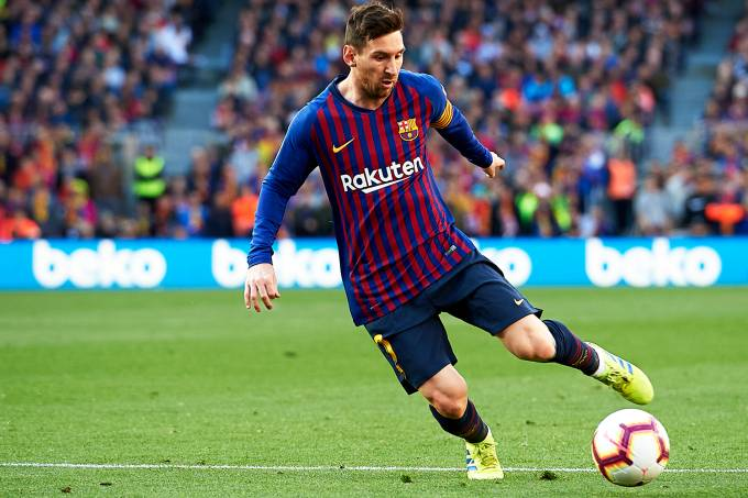 Barcelona – Lionel Messi