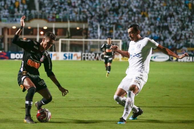Campeonato Paulista – Santos x Corinthians