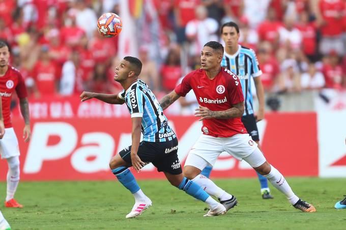 Campeonato Gaúcho – Internacional x Grêmio