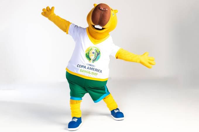 Mascote Copa América