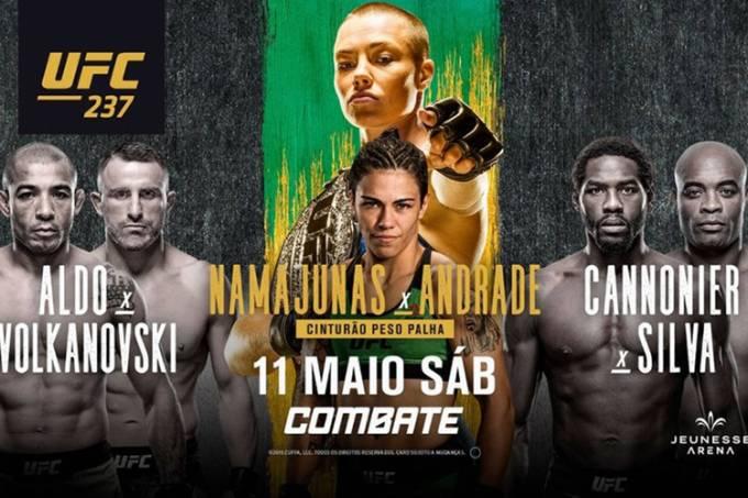 UFC 237 no Brasil