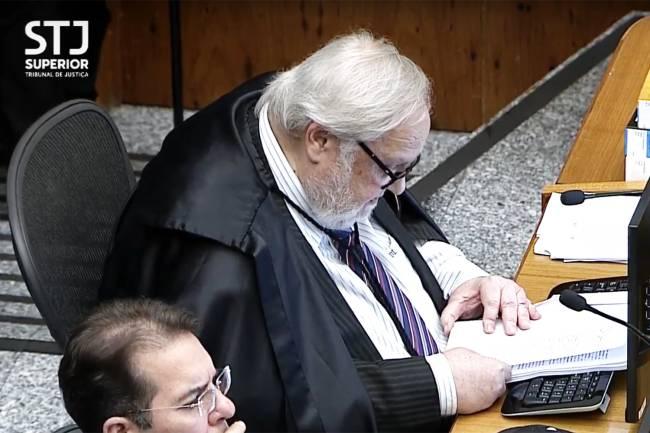 Felix Fischer, ministro do Superior Tribunal de Justiça (STJ) - 23/04/2019
