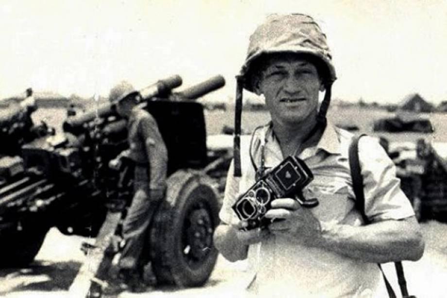 O fotógrafo Gervásio Baptista na Guerra do Vietnã