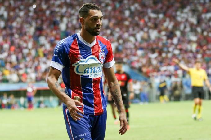 Gilberto, jogador do Bahia