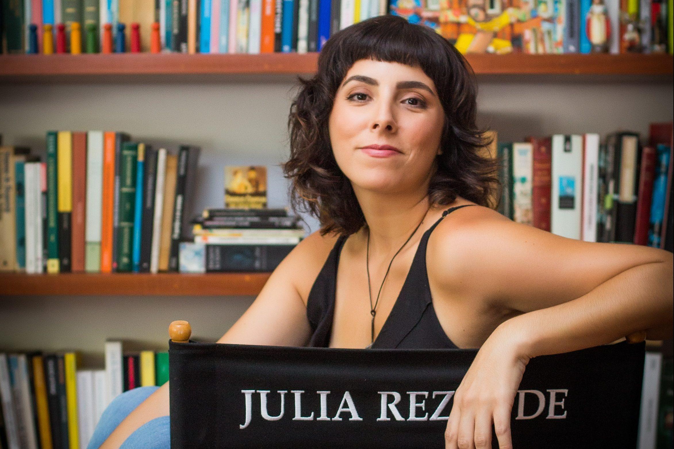 Julia Rezende: 'Cada mulher que dirige um filme abre espaço para outras' |  VEJA
