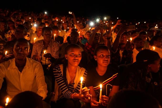 Aniversário do Genocídio de Ruanda