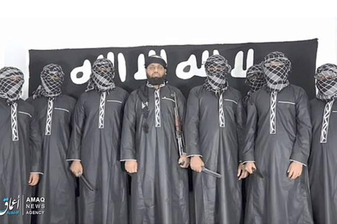 Ataque terrorista no Sri Lanka