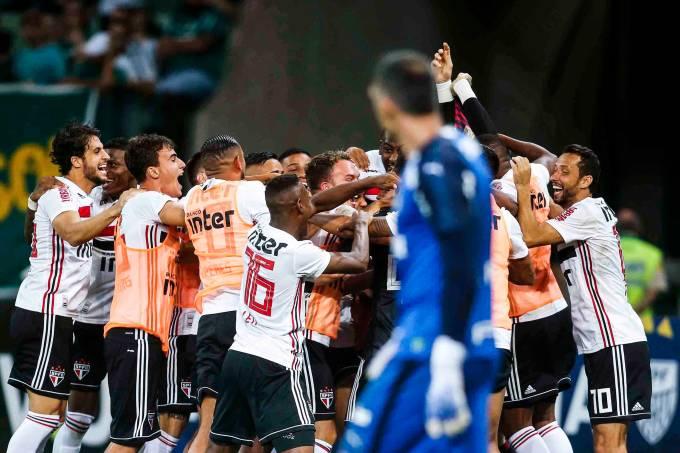 Campeonato Paulista – Palmeiras x Sao Paulo