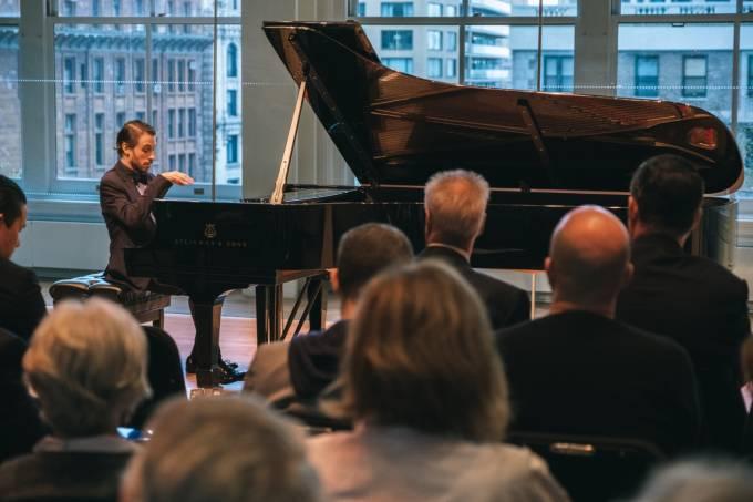 Pianista Pablo Rossi