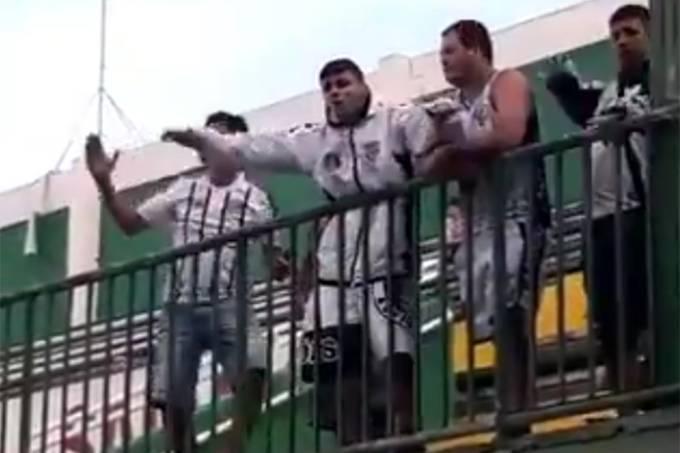Torcedor do Figueirense debocha de acidente da Chapecoense