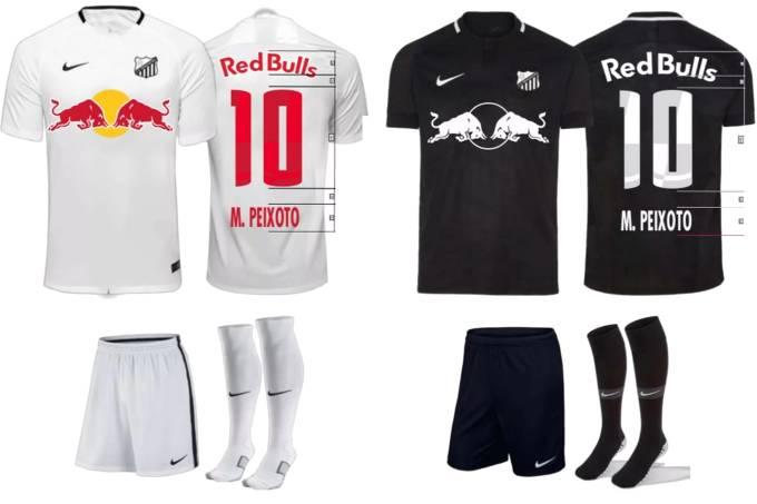 Uniformes RB Bragantino