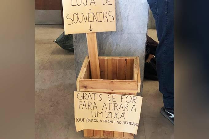 Xenofobia na Universidade de Lisboa