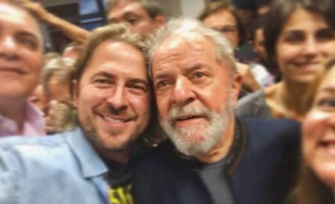Zeca Dirceu e Lula