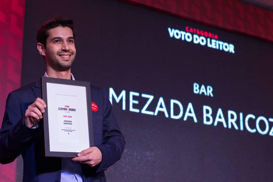 Mezada Baricoz: premiado pelo público