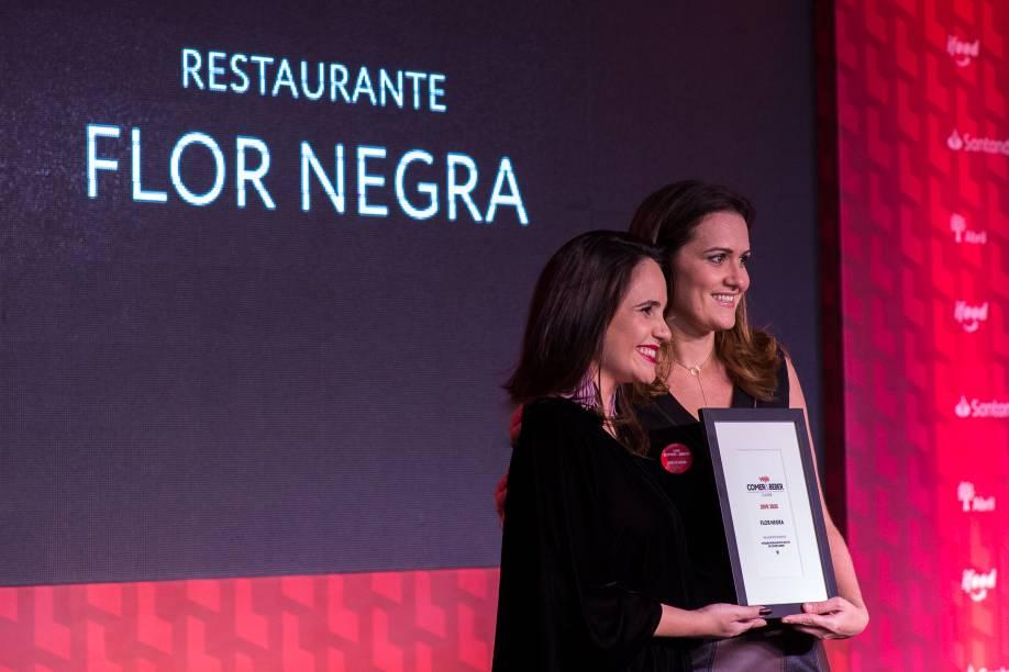 Flor Negra: o melhor da restaurante da cidade segundo o voto popular
