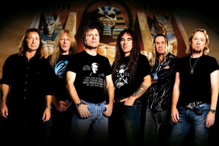 Banda Iron Maiden