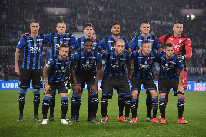 Atalanta x Lazio