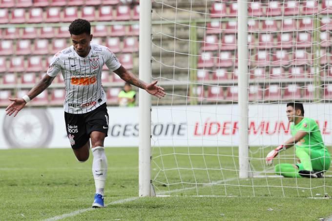 Copa Sudamericana – Second Round Second Leg – Deportivo Lara v Corinthians