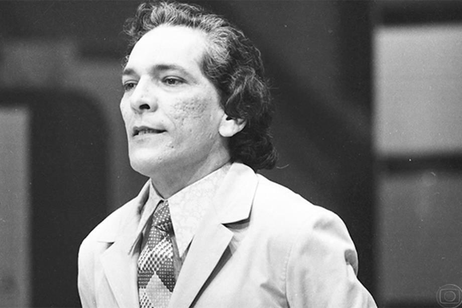 Lúcio Mauro em Show da Girafa' em 1972