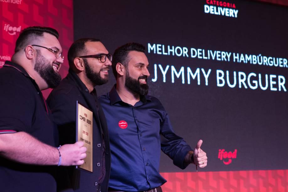 Jimmy Burger: o melhor delivery de hambúrguer