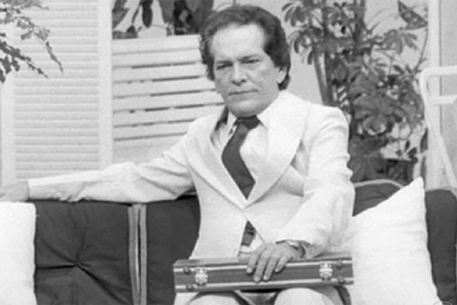 Lúcio Mauro em 'Os Trapalhões' em 1989
