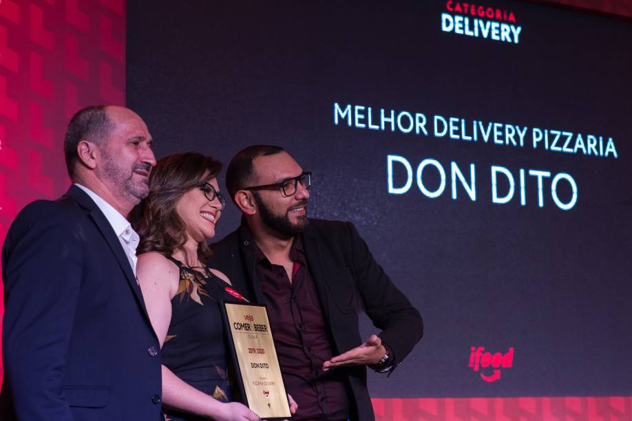 Don Dito: o melhor delivery de pizzaria