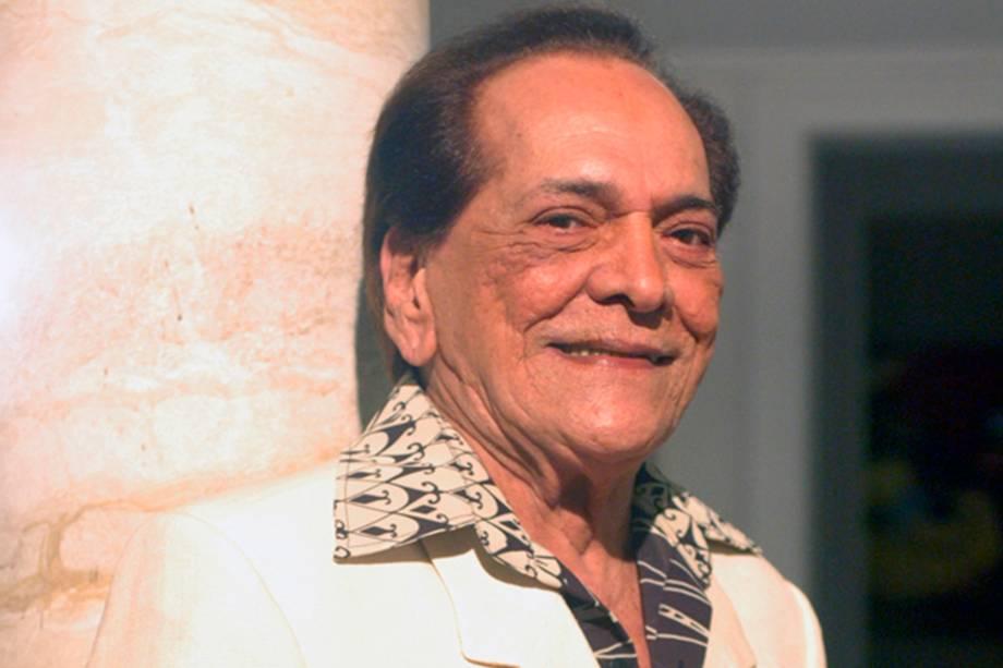Lúcio Mauro na novela 'A Favorita' em 2008